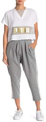 Puma Zipup Sweat Pants