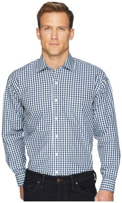 Magna Ready Long Sleeve Magnetically-Infused Dress Shirt- Spread Collar Men's Clothing