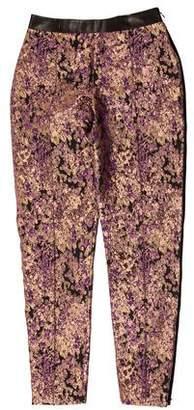 Sophie Theallet Mid-Rise Pants
