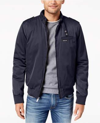 Members Only Men Classic Zip-Front Jacket