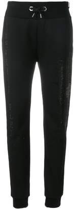 Philipp Plein sequinned track pants