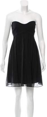 Diane von Furstenberg Asti Short Silk Dress