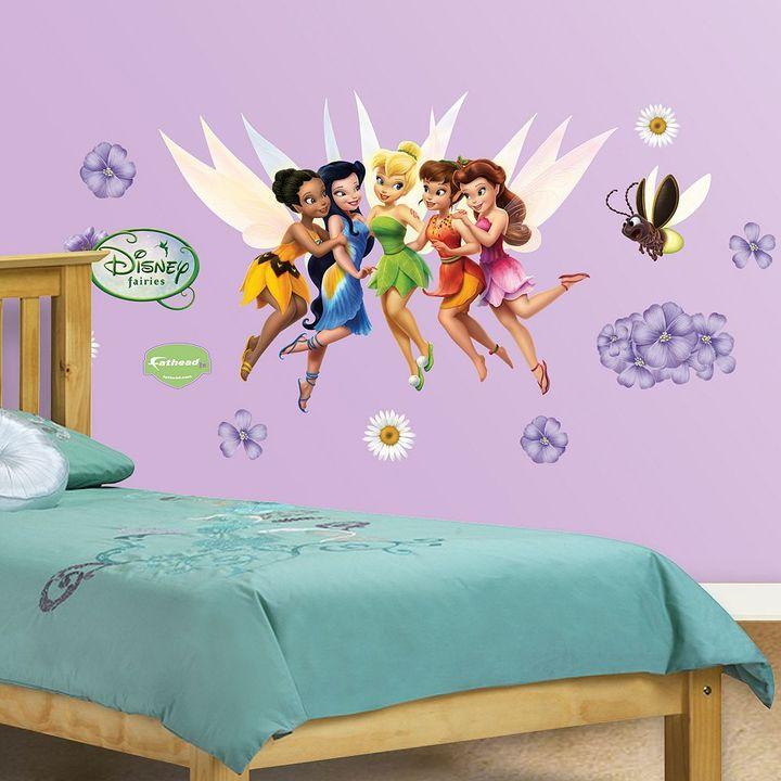 Fathead Disney Fairies Wall Decals by