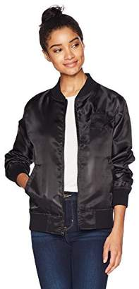 Starter Women's Lightweight Bomber Jacket