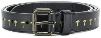Tomas Maier palm belt