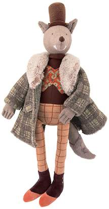Moulin Roty Gentleman Wolf Doll