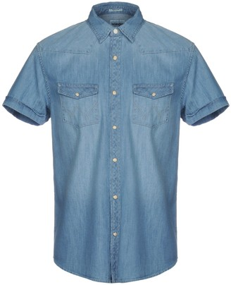 Wrangler Denim shirts - Item 42693020WL
