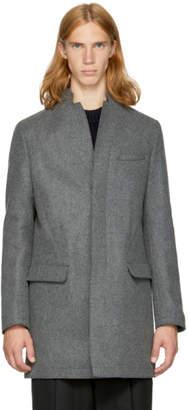 TOMORROWLAND Grey Wool Coat