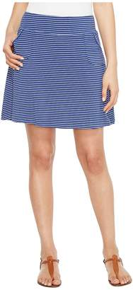 Fresh Produce Pinstripe City Skort Women's Skort