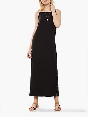 Mint Velvet Button Detail Maxi Dress