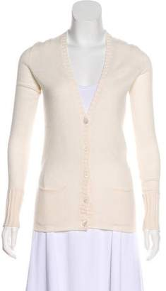 White + Warren Cashmere Knit Cardigan