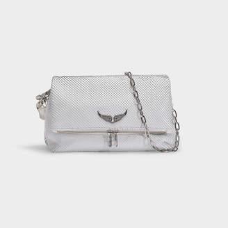 150cf370e Zadig & Voltaire Rocky Keith Bag In White Calfskin