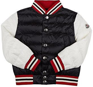Moncler Quilted Tech-Taffeta Jacket $415 thestylecure.com