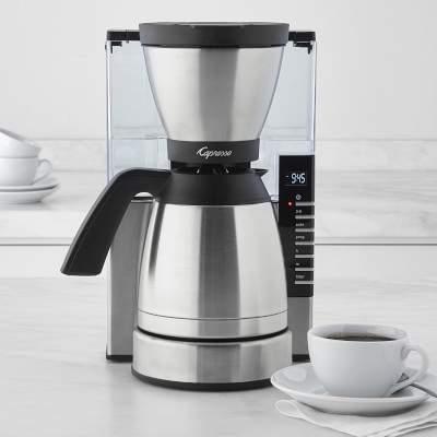 Williams Sonoma Capresso MT900 Thermal Coffee Maker