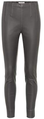 Schumacher Dorothee Raw Excitement leather leggings