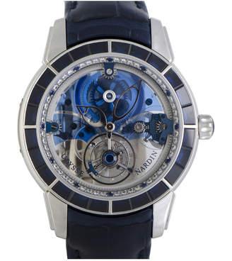 Ulysse Nardin Royal Blue Tourbillon Men's Watch