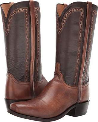 Lucchese Bootmaker Men's Stanley Western Boot