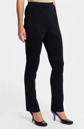 Ming Wang Slim Leg Pants
