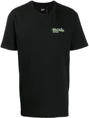 Blood Brother Kiss logo T-shirt