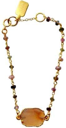 Isabella Collection Tropea Gemstone Chain Confetti Bracelet