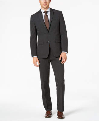 Van Heusen Flex Men's Slim-Fit Stretch Solid Suit