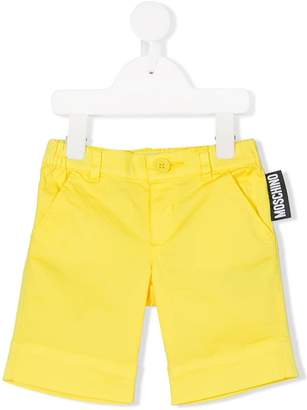 Moschino Kids chino shorts