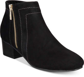 Charter Club Boniee Ankle Booties