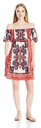 Trixxi Women's Bodre Dress