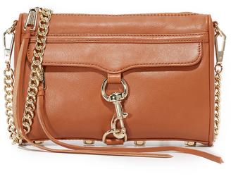 Rebecca Minkoff Mini MAC Cross Body Bag $195 thestylecure.com
