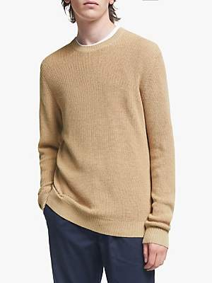 It's All Good Folk GOTS Organic Cotton Directional Combo Knit Jumper