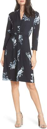 French Connection Laila Floral Print Dress