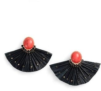 Women's Kate Spade New York Fiesta Fringe Earrings $68 thestylecure.com