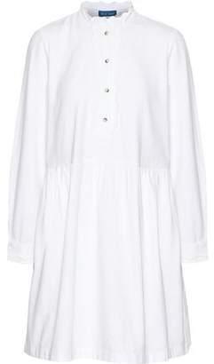 MiH Jeans Sherman Cotton-Twill Mini Dress