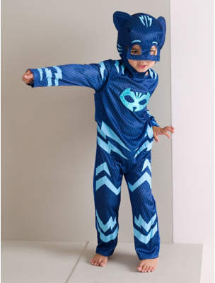 CAT George PJ Masks Catboy Fancy Dress Costume
