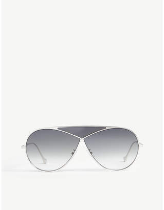 Loewe LW40010U Puzzle pilot-frame sunglasses