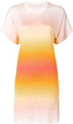 Sonia Rykiel shortsleeved tunic dress