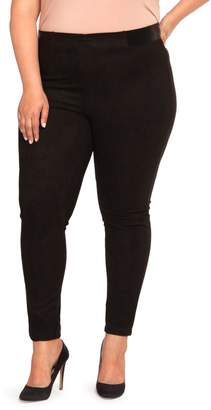 Dex Plus Velvet Stretch Leggings