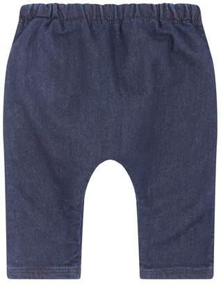 Petit Bateau Cotton Trousers