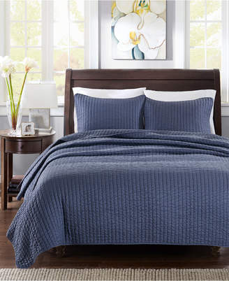 Madison Park Keaton 2-Pc. Quilted Twin/Twin Xl Coverlet Set