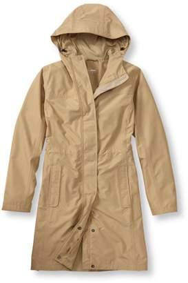 L.L. Bean L.L.Bean H2OFF Raincoat, Mesh-Lined