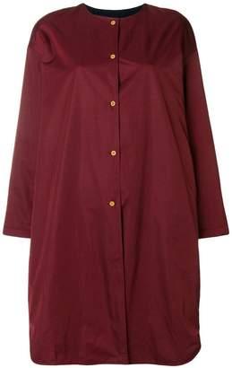 Bellerose collarless coat