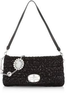 46f93399d682 Miu Miu Black Bags For Women - ShopStyle UK