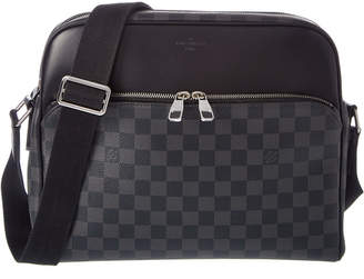 Louis Vuitton Damier Graphite Canvas Dayton Mm