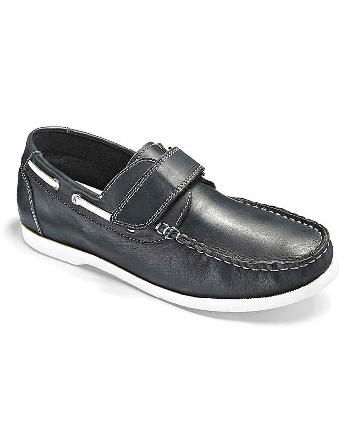 Boys 'Archie' Boat Shoes Standard Fit