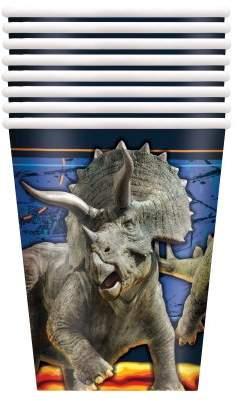 Unique Industries Jurassic World Paper Cups, 9 oz, 8ct