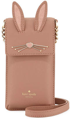 Kate Spade Rabbit North South Phone Crossbody Bag