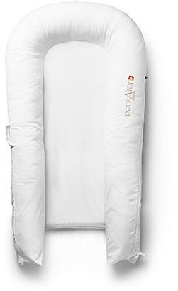 ドッカトット グランド 専用カバー DockATot Grand ポータブル ベビーベッド ベッドインベッド クーファン 9-36ヶ月用 Pristine White (プリスティン ホワイト)