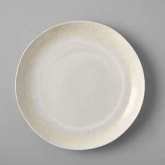 west elm Reactive Glaze Dinner Plates (Set of 4) - White