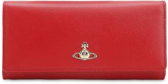 Vivienne Westwood Pimlico Leather Long Card Holder