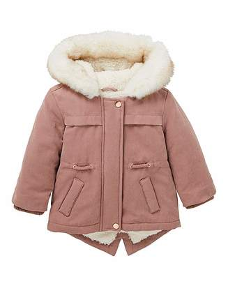 Kd Baby Girl Parka Coat